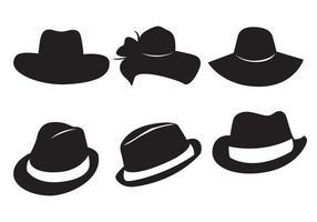 Gratis hattar vektor