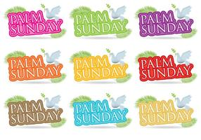 Palm Sunday titlar
