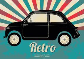 Free Line Old Car Vektor