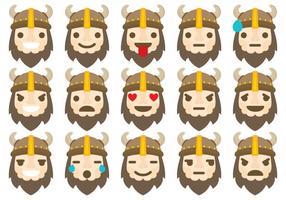 Barbaren Emoticons
