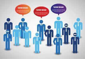 Free Business Wettbewerb Vektor