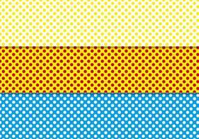 Free Polka Dot Hintergrund Vektor