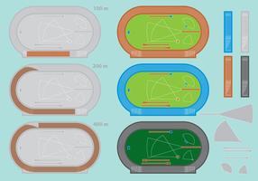 Olympiska spårvektorer
