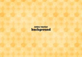 Retro Kreis Free Vector Hintergrund