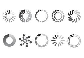 Preloader Vector Symbols