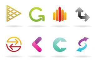 Pil logotyper
