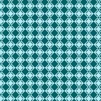blaue geschichtete Diamantmuster-Entwurfsschablone vektor
