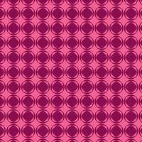 abgerundetes diamantrosa Muster vektor