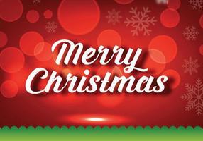 Weihnachtsgruß-Karte