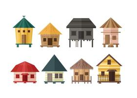 Gratis Shack Icon Vector
