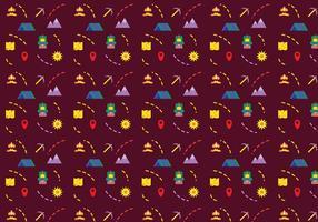 Gratis bergsklättra vektorgrafik 4