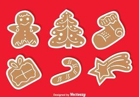 Gingerbread samling set