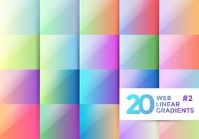 Weblinjära gradienter 2