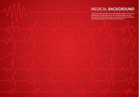 Herzmonitor Hintergrund