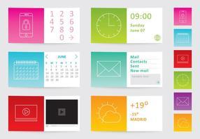 Web Kit Elemente