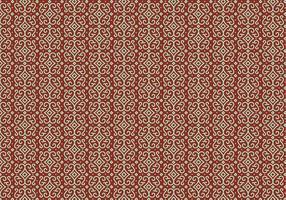 Översikt Mosaic Pattern vektor