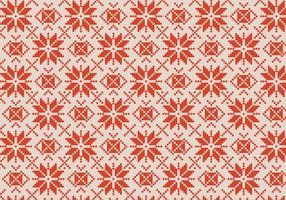 Traditionelles Rustikales Muster vektor