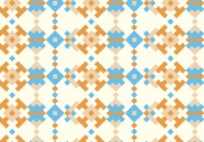 Native Traditional Pattern Hintergrund vektor