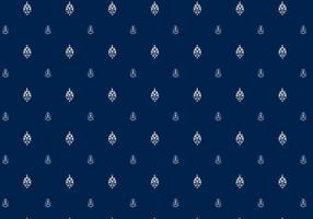 Batik Indisches Muster