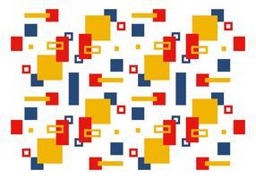 Vektor Bauhaus Muster