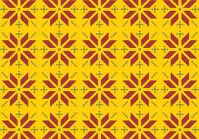 Vector Songket Muster