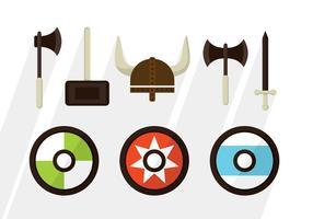 Barbarian Vector Elemente