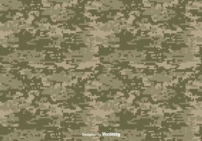 Vector Multicam Camouflage Textur
