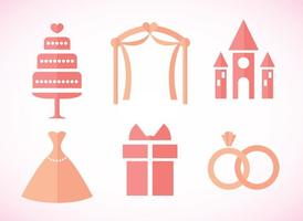 Brölloprosa ikoner
