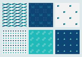 Gratis Marine Vector Patterns 5