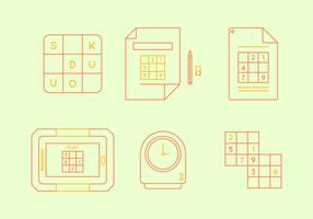 Gratis Sudoku Vector Graphic 3