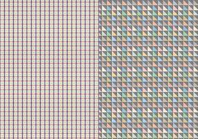 Dekoratives Geometrisches Muster