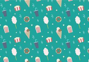 Gratis Popcorn Vector 2