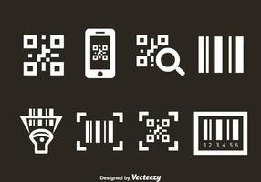 Barcode-Scanner-Vektor vektor