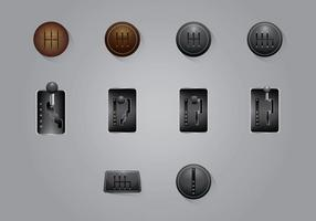 Getriebe Icon vektor