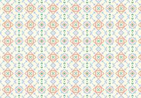 Geometrisk motivmönster vektor