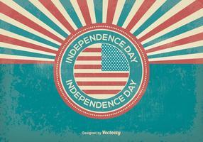 Självständighetsdag illustration