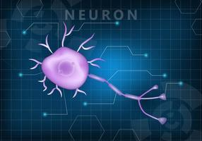 Neuron Wallpaper Vektor