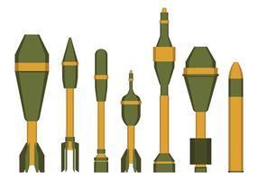 Världskriget Boom Vector