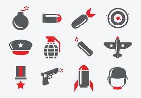 Free world war 2 Icons vektor