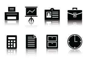 Kostenlose Minimalistische Icons vektor