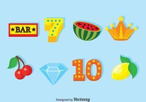 Jackpot Gegenstände Icons