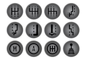 Getriebe Vektor