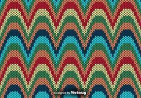 Strick Textur, Vektor-Muster