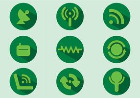 Internet Icon Vektoren