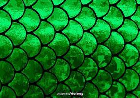 Fisk skalor vektor mönster