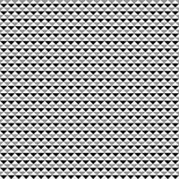 geometrisches Muster der nahtlosen Dreiecke