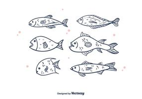 Gratis Fishes Vector