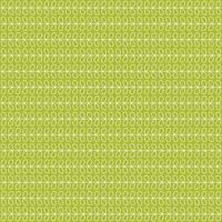 weißes Umrissblatt auf grünem nahtlosem Muster