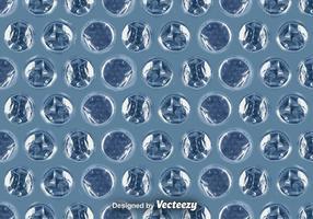 Vektor Bubbla Wrap Bakgrund