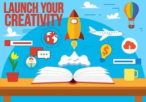 Free Creative Hintergrund Vektor Elemente